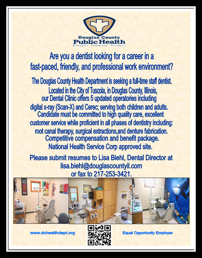Douglas County Health Department Dentist Advertisement 2016 (Preview) - Microsoft Publisher 8152016 62443 PM